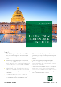 US Presidential Election Comes into Focus