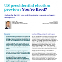 US presidential election preview: You're fired?