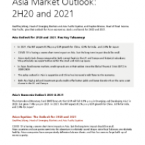 Asia Market Outlook: 2H20 and 2021