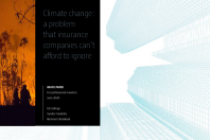 Climate change: a problem that insurance companies can't afford to ignore