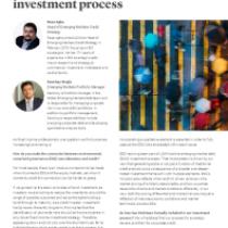 ESG in LGIM's Active EMD investment process