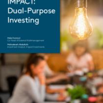 IMPACT: Dual-Purpose Investing