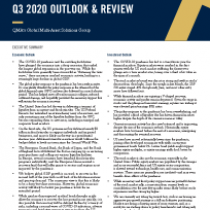 QMA Q3 Outlook and Review