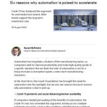 Six reasons why automation is poised to accelerate