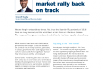 Why Covid-19 will put the bond market rally back on track