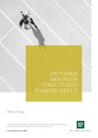 Zwitserse aandelen – Structurele waardecreatie