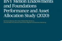 BNY Mellon Endowments and Foundations Performance and Asset Allocation Study (2020)