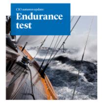 CIO autumn update: Endurance test