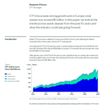 European ETF Industry Evolution: 2 Crises Survived and 10 Years of Growth