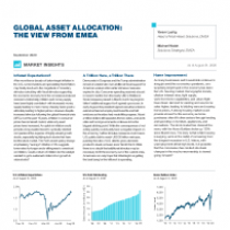 Global Asset Allocation: The View from EMEA Market Inisghts