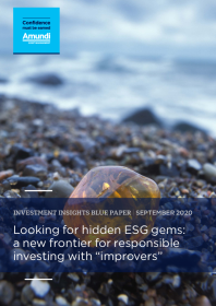 """Looking for hidden ESG gems: a new frontier for responsible investing with """"improvers"""""""