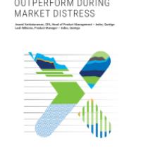 STOXX ESG-X Indices Outperform During Market Distress