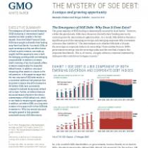 The mystery of SOE debt