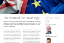 The return of the Brexit saga
