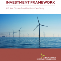 Working Paper Climate Change Investment Framework