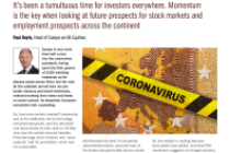 Coronavirus: what now for economies and markets?