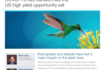 COVID-19 has transformed the US high yield opportunity set