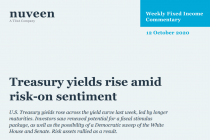 Highlights of last week: US Treasury yields and a search for visibility