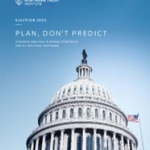 Plan, Don't Predict