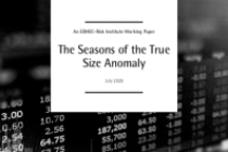 The Seasons of the True Size Anomaly