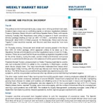 Weekly Market Recap – 5 October 2020