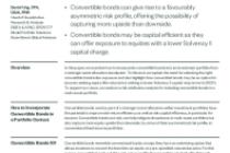 Convertible Bonds: A Strategic Allocation
