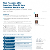 Five Reasons Why Investors Should Now Consider Small‑Caps