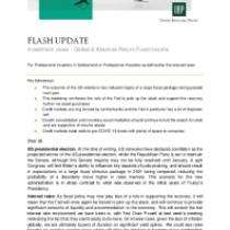 Flash Update – Investment Views