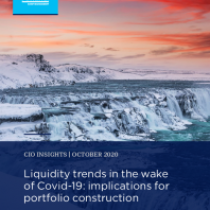 Liquidity trends in the wake of Covid-19: implications for portfolio construction