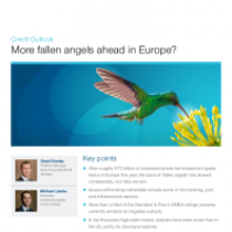 More fallen angels ahead in Europe?