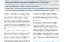2021 Outlook: Responsible Investing