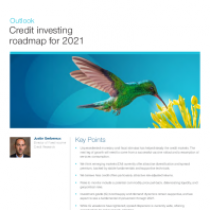 Credit investing roadmap for 2021