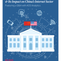 The Future of the US-China Relationship & Its Impact on China's Internet Sector