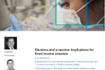 Elections and a vaccine: Implications for fixed income investors