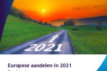 Europese aandelen in 2021 Sterke steun