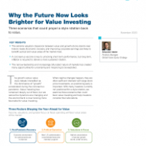Why the Future Now Looks Brighter for Value Investing