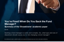 You're Fired! When Do You Sack the Fund Manager?