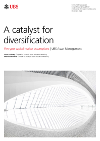 A catalyst for diversification