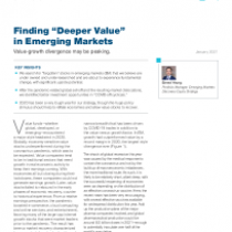 Finding Deeper Value in Emerging Markets