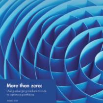 More than zero: Using emerging markets bonds to optimise portfolios