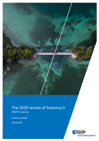 The 2020 review of Solvency II