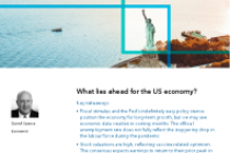 What lies ahead for the US economy?
