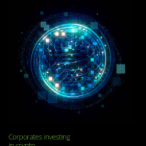 Corporates investing in crypto