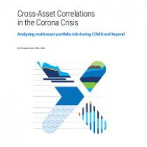 Cross-Asset Correlations in the Corona Crisis