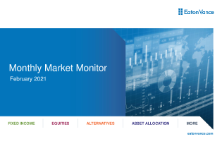 Monthly Market Monitor – February 2021