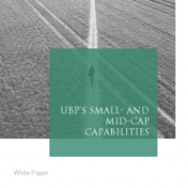 UBP's small- and mid-cap capabilities
