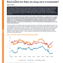 Bond market riot: Rates are rising, but is it sustainable?
