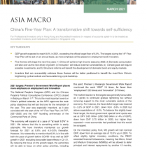China's Five-Year Plan: A transformative shift towards self-sufficiency