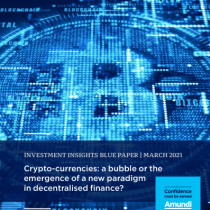 Crypto-currencies: a bubble or the emergence of a new paradigm in decentralised finance?