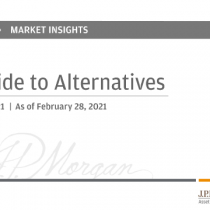 Guide to Alternatives